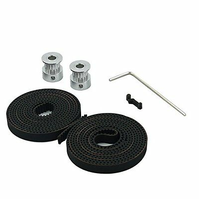 Ximico Gt2 Belt and Pulley Set for 3d Printers (Reprap, Prusa, Mendelmax)