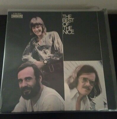 The Best Of The Nice Prog Rock Lp UK postage included