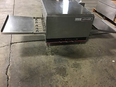 Lincoln Impinger 1301 Conveyor Pizza Sub Oven Single Phase WORKS GREAT!