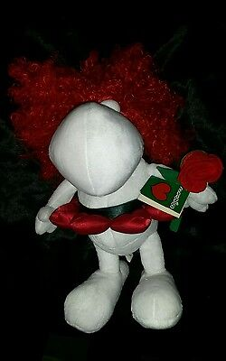 Heye crazy zoo by Mordilo Big Red Hair and Hearts new with tags (like moomin's)