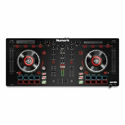 Numark Mixtrack Platinum DJ Controller With Serato DJ Intro Software