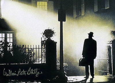 William Peter Blatty - The Exorcist - Writer - Signed Autograph REPRINT