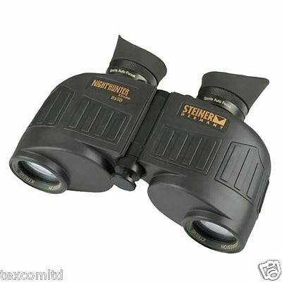Steiner Nighthunter Xtreme 8x30 Binoculars - 5216 XTR 8x30 Dark Green NEW