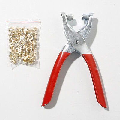Fastener Snap Pliers Craft Tool With 100 Sets DIY Press Studs Sewing Craft Snap