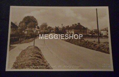 London / Kent : Bromley : St Mary Cray : Chelsfield Road Old Frith Postcard