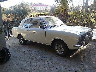 Ford Cortina GT mk2. Imaculate condition inside and out. See pictures. Lhd
