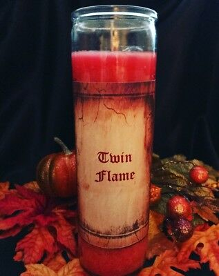 Soul Mate Affinity Love Drawing Twin Flame Pagan Wicca Love Candle