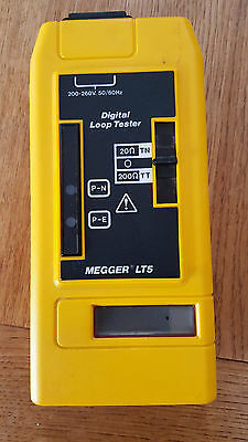 Megger Lt5 - Electrical Earth Loop Impedance Tester
