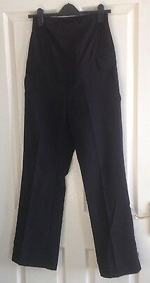Blooming Marvellous Black Maternity Trousers  Size 12