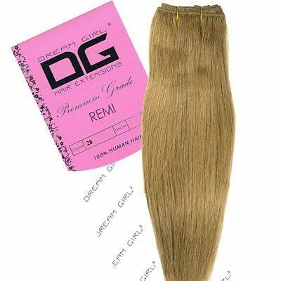 "Dream Girl 40,64 cm (16"") colore 28 Remi Weft Hair extension"