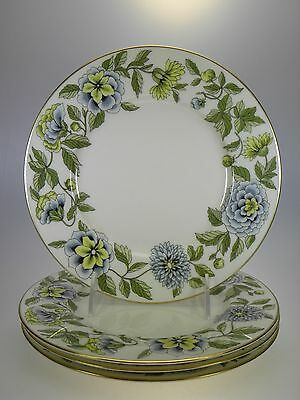 Castleton China Ravenna Salad Plates Set of 4