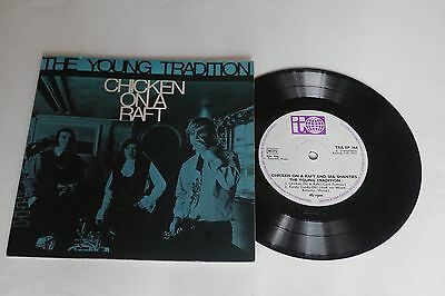 The Young Tradition Chicken On A Raft 1967 Tra Ep 164 Excellent Vinyl