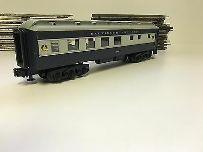 O Gauge Mth Passenger Car Rare Baltimore And Ohio #1035 In Excellent Condition W
