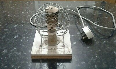 Vintage Griffin and george radiant heater laboratory equipment for kit GN58