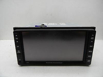 Clarion Mitsubishi-Multi-Entertaiment-System Mmes Mmcs Navi 8750A266 Qy-7376