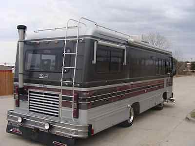1991 Barth Motor Home SPARTAN CHASSIS CUMMINS DIESEL PUSHER  NO RESERVE!!