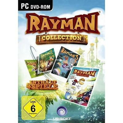 Pc-Rayman Collection Pc Relaunch [De-Version]-Software  Neu