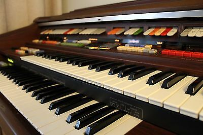 Technics Organ SX - U90S   Church organ Hammond Style