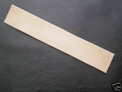 Leather Strop By R Jones use as is or on your block