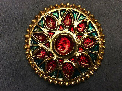 Romanian Brooch 6th - 7th Century U-15