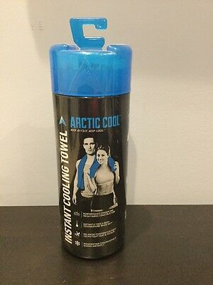 Brand New Artic Cool Instant Cooling Towel-ShipsW/in24hrs