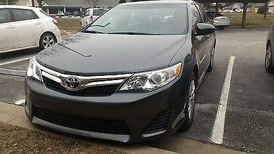 2014 Toyota Camry  toyota camry LE 2014