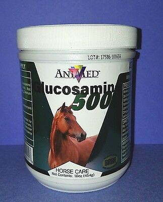 Animed Glucosamine 5000 Horse Care 16 Oz Powder Joint Support