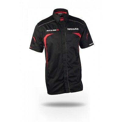 Nissan Motorsports Mens Corporate Shirt - 3Xlarge (Ns116-3Xl)