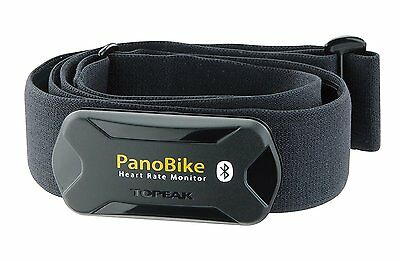 Topeak Panobike Heart Rate Monitor with BLE 4.0 & Bluetooth