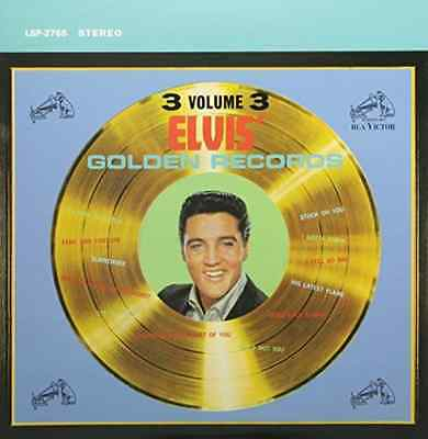 Presley,elvis-Elvis Golden Records Vol. 3 (Ogv)  (Us Import)  Vinyl Lp New
