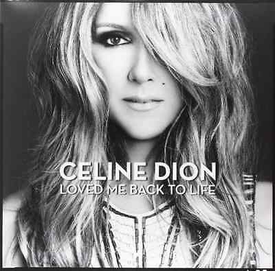 "Celine Dion-Loved Me Back To Life  (US IMPORT)  Vinyl / 12"" Album NEW"