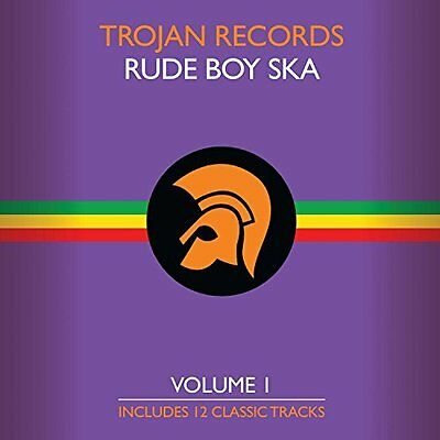 Best Of Trojan Rude Boy Ska...-Best Of Trojan Rude Boy (Us Import)  Vinyl Lp New