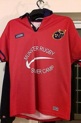 MUNSTER rugby David Foley signed jersey!