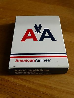 Set of American Airlines Playing Cards