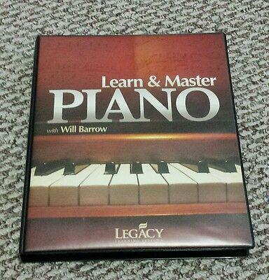 Learn and Master Piano with Will Barrow