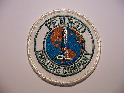 Penrod Drilling Company Patch