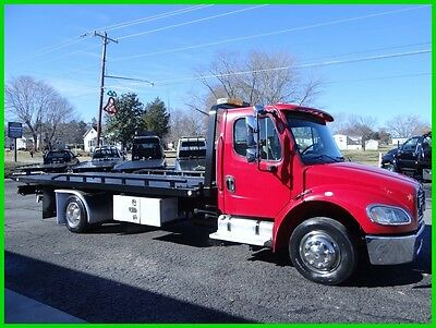 2006 Freightliner M2 Business Class Flatbed/rollback