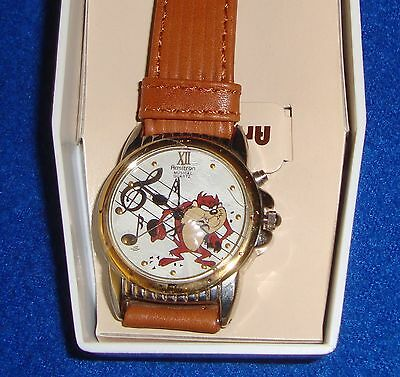 Looney Tunes Taz Musical Watch with Case Armitron