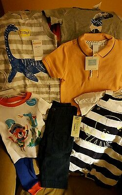 12m - 18m boys clothes lot spring summer new with tags nwt