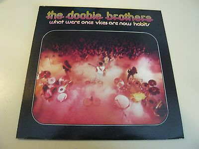 Doobie Brothers What Once Vices LP Vinyl Record Album Another Park Black Water