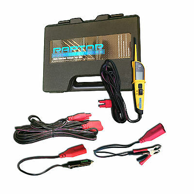 Raptor Power Probe Voltmeter/Electrical Circuit Tester & Diagnostic Tool