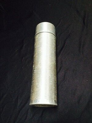 Vintage Thermos, Ribbed, Vacuum Ware, 13 inches tall