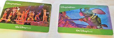 (2) One Day Disney Parkhoppers