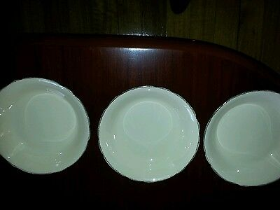 Antique Alfred Meakin Soup Bowls circa 1930's
