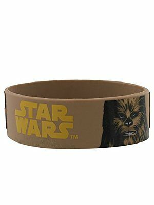 Star Wars Rubber Bracciale Chewbacca Pyramid International