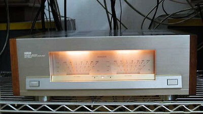 1988 YAMAHA MX-2000 MIJ Vintage Transistor Stereo Power Amplifier Made in Japan