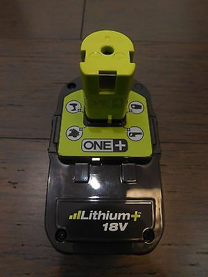 RYOBI 1.5Ah 18V LI-ION BATTERY ONE + RB18L15 (POWER TOOLS)