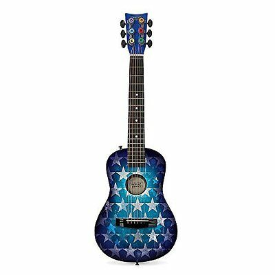 First Act Acoustic Guitar - Blue Stars