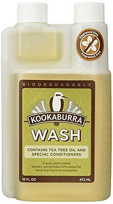 Kookaburra Wash Non-Scented (16-Ounce)