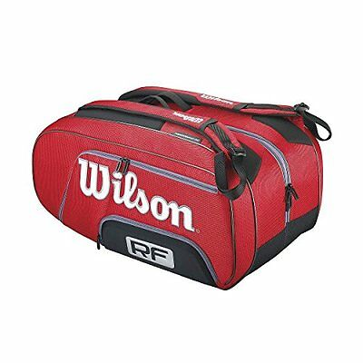 Wilson Federer Elite Racquet Bag (12-Pack)